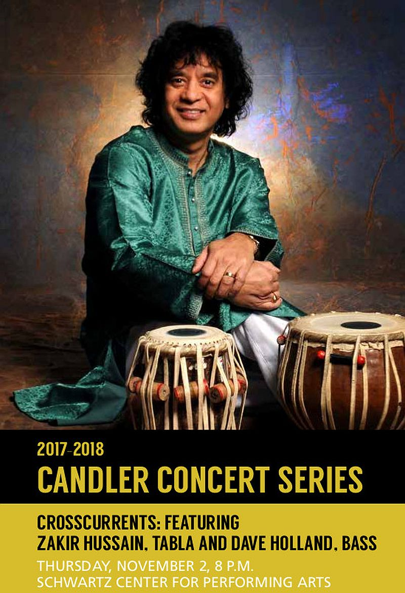 Zakir Hussain And Dave Holland Live In Atlanta Wownow